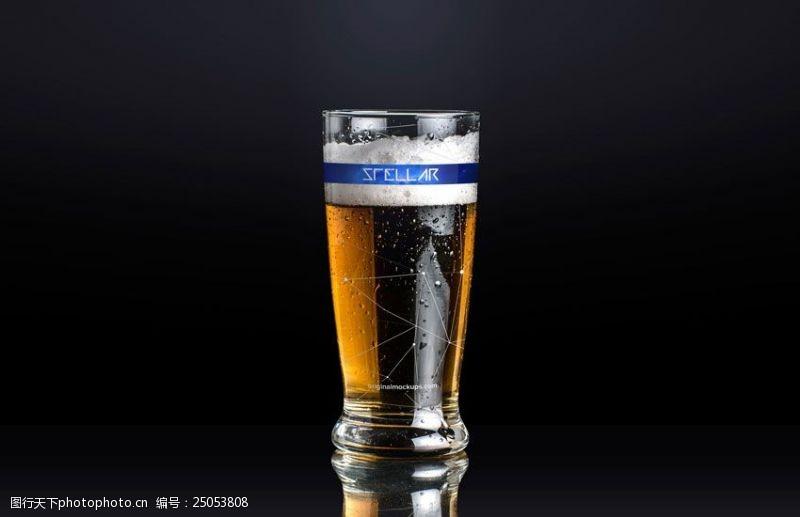 啤酒瓶樣機展示