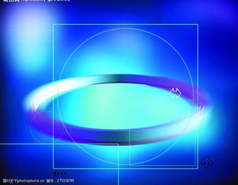 科技创意圆环图片模板下载科?#35745;?#20182;设计图库72dpijpg(1)