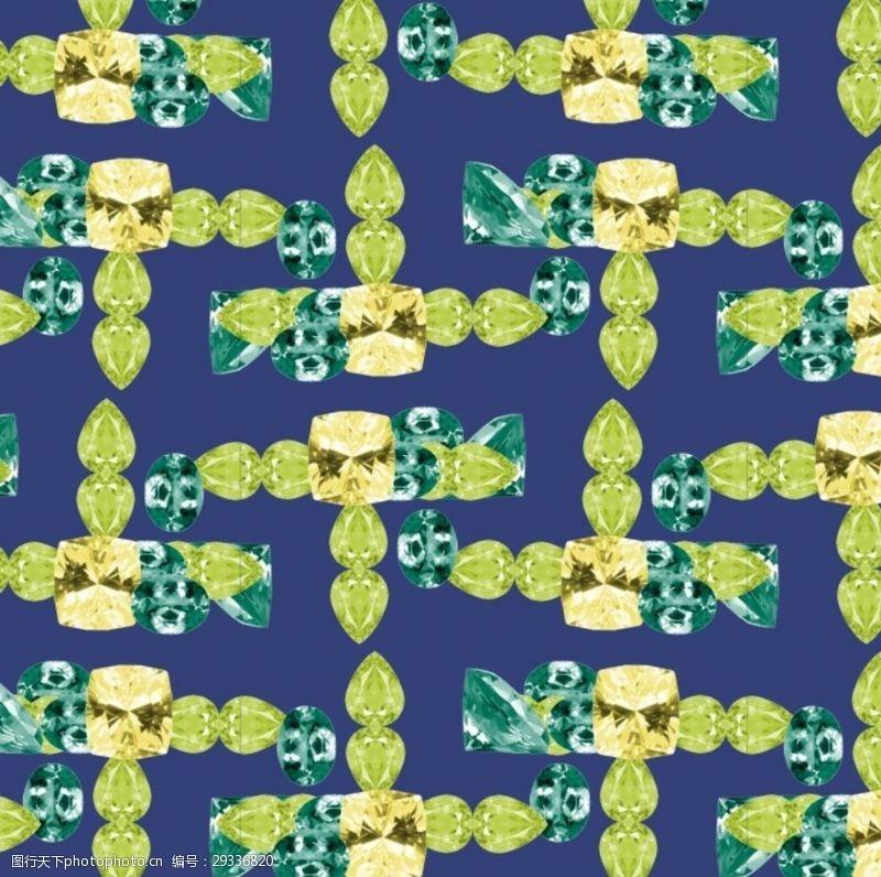 贴布绣最新春夏数布匹印花抽象不规则