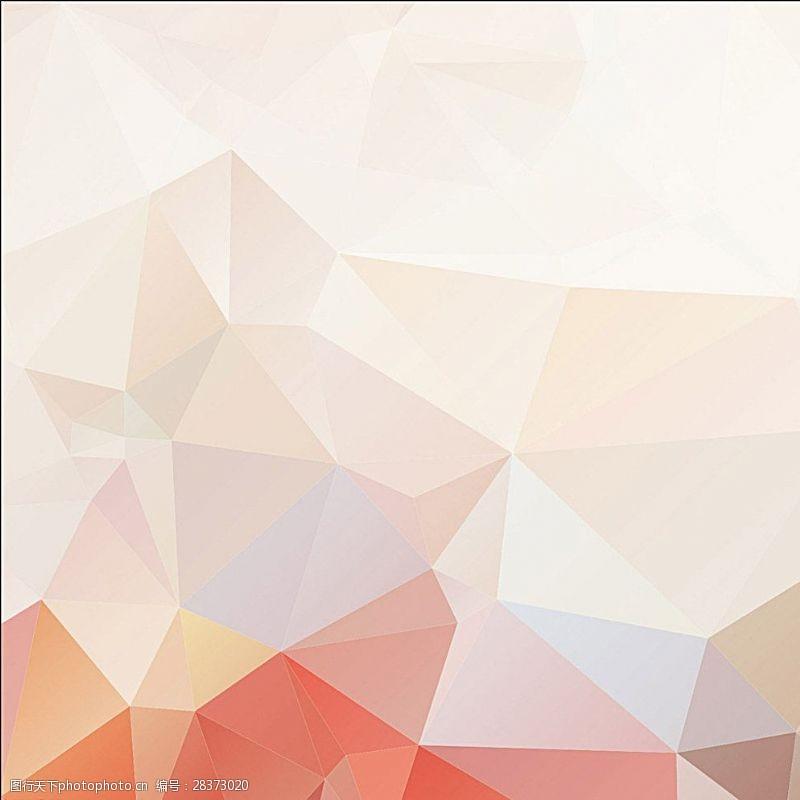 水晶模板卡其背景图片