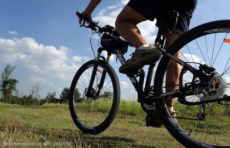 骑友山地车健康越野骑行