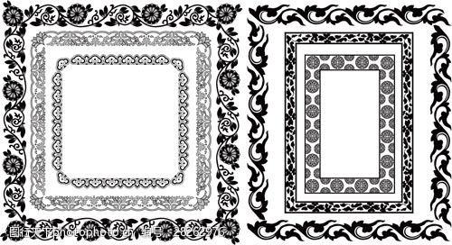 花边设计图手抄报