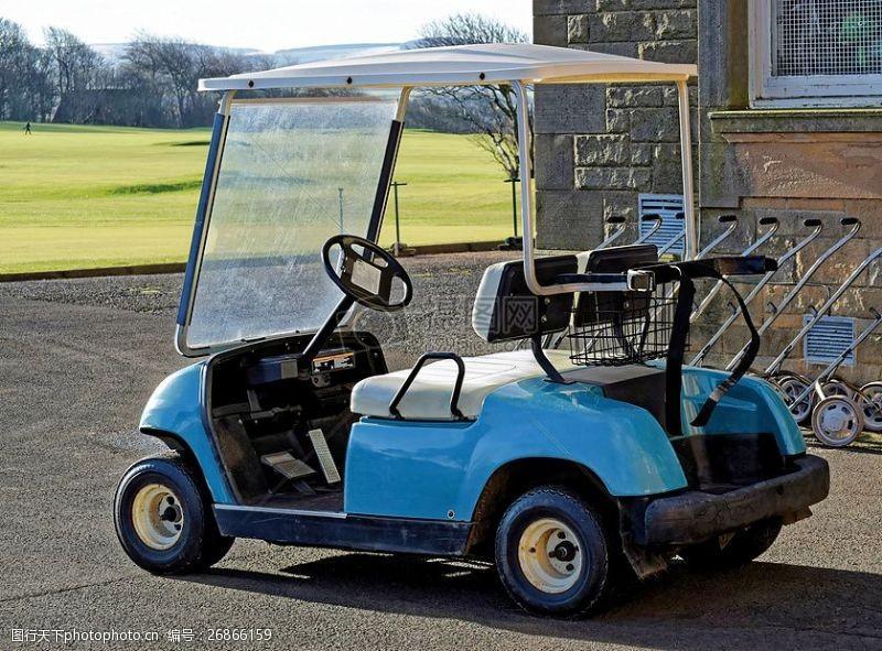 高尔夫车高尔夫
