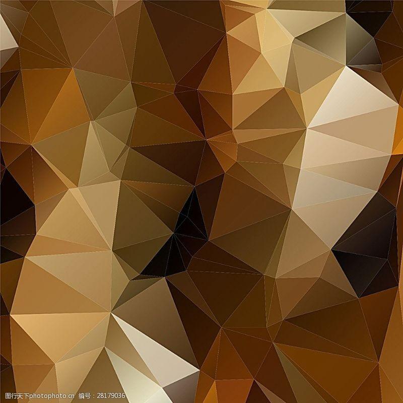 水晶模板卡其色背景图片