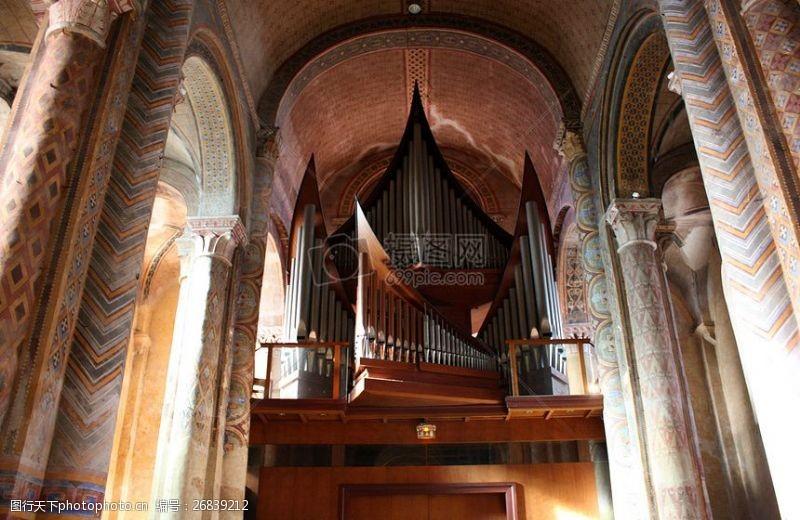 8管管教堂式风琴