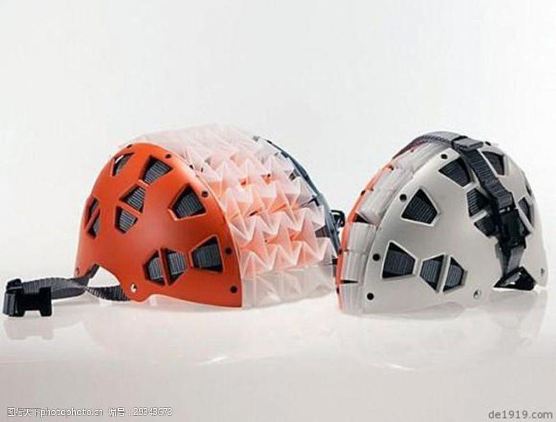 骑友们最爱的折叠安全头盔