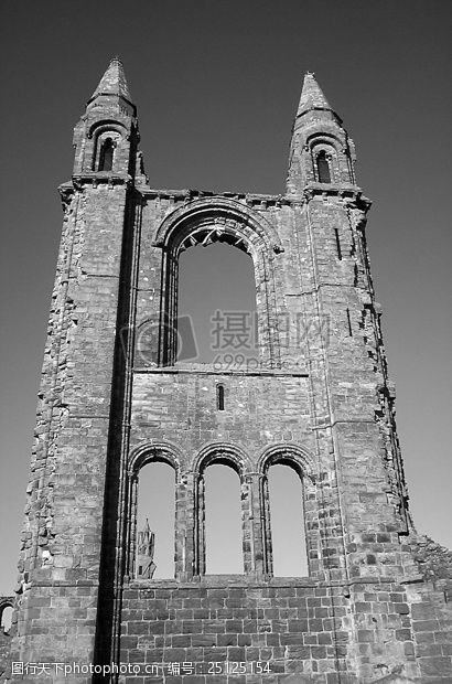 圣安德鲁斯大教堂
