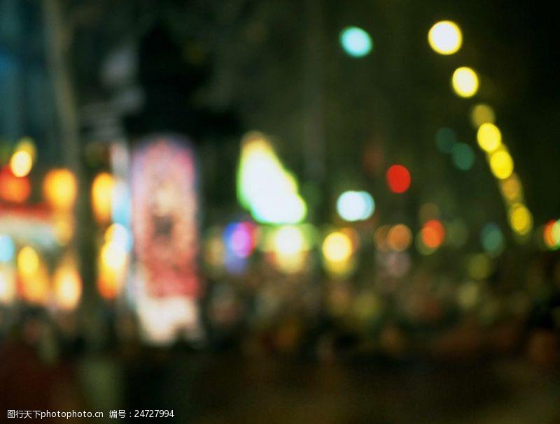 城市流光流光溢彩城市夜景影楼摄影背景图片
