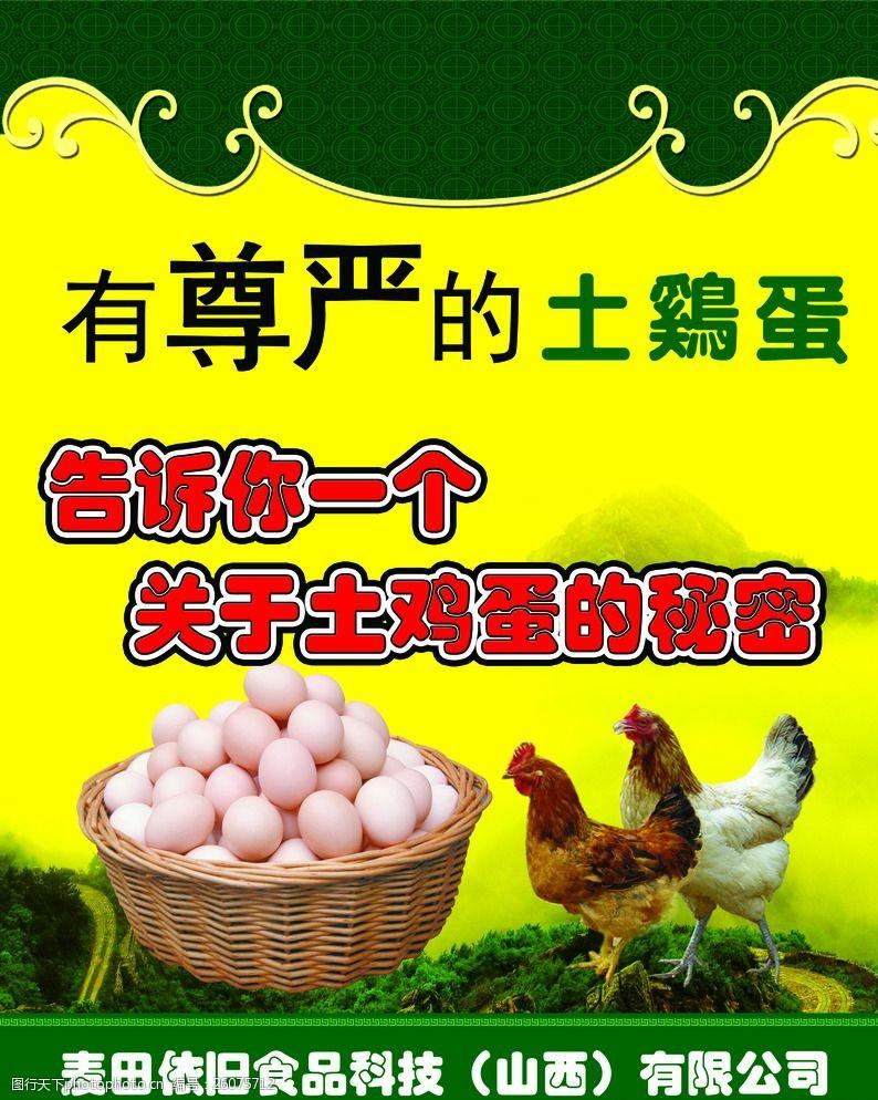 土鸡蛋名片土鸡蛋优惠卡图片