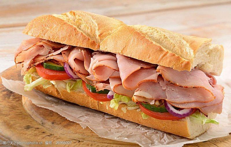 面包图片素材下载纸张上的面包