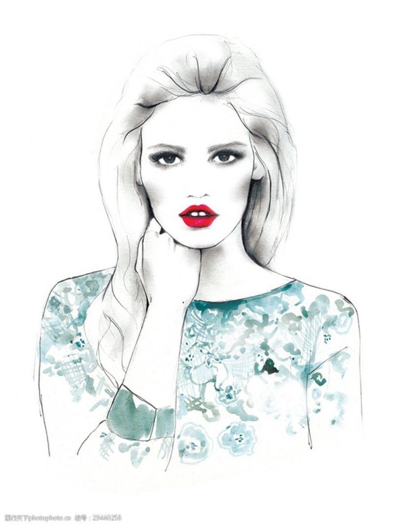 印花手绘服装设计
